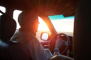 /visões no deserto