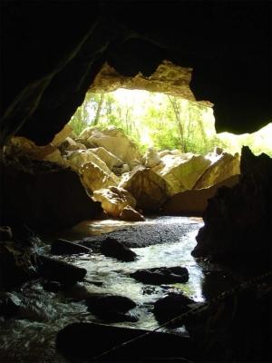 Paisagem Natural/O Paraná no Bacaetava