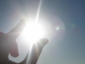 Outros/A energia do Sol na minha mão!!!