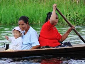Gentes e Locais/Quotidiano - Lago Inlé, Birmânia