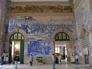 /Porto: Estação de Comboios