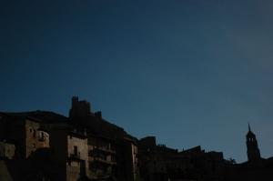 /Albarracin por la mañana