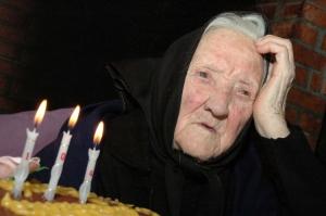 /Olhar com 104 anos