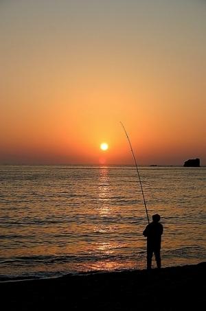 /pesquei o sol...foi sem querer...