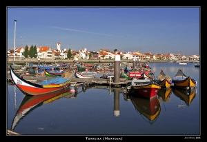 /Barcos de pesca na Ria #2