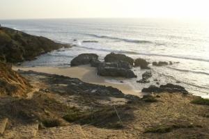 /Praia do Forte da Ilha do Pessegueiro