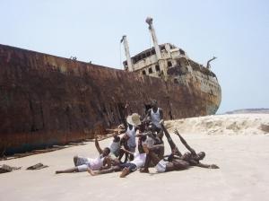 """Paisagem Natural/""""brinca na areia"""" team..."""