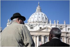 Gentes e Locais/vaticano todos diferentes todos iguais