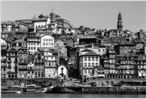 Paisagem Urbana/Da Ribeira até à Foz...