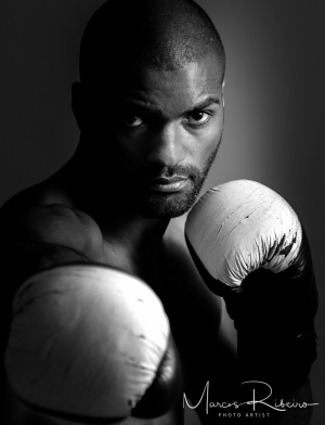 Retratos/Le Boxeur