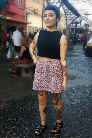 Retratos/Passarela imaginária (Gi Toledo)