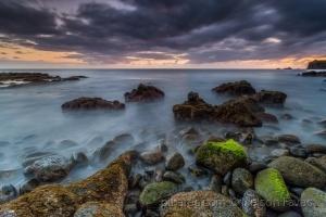 Outros/Dia #2 - Sunset na Ponta Furada, Faial Açores