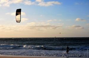 Desporto e Ação/De olho no horizonte....Bom dia