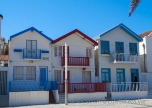 /Casas típicas da Costa Nova