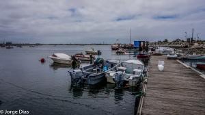 Gentes e Locais/moored