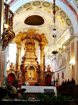 /Altar da Igreja da Misericórdia em Montemor-o-Novo