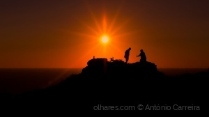 Paisagem Natural/Oração a Rá