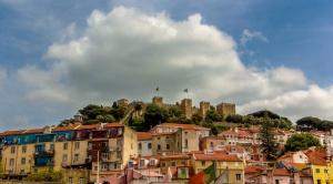 Paisagem Urbana/Castelo São Jorge