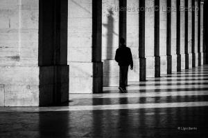 /desaparecido na sombra