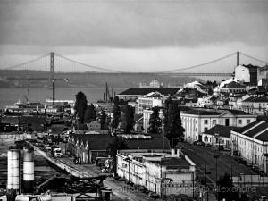 /Lisboa a Preto e Branco