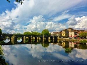 /Rio Tâmega e ponte de Trajano