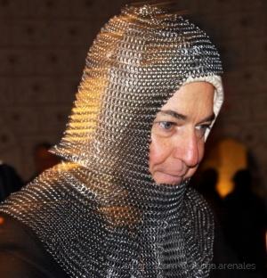 /Um guerreiro medieval!