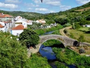/Ponte romana em Cheleiros