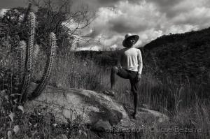 Fotojornalismo/Nas trilhas do sertão profundo...