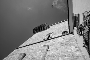 /A torre de Menagem...