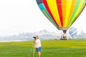 Desporto e Ação/Fotografando balão