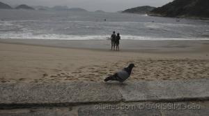 /Elhe & Elha na Praia Vermelha - RJ 1-2