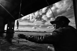/Pescando a Ponte
