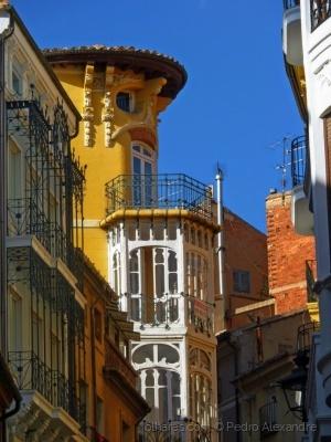 Paisagem Urbana/A arquitectura de Teruel