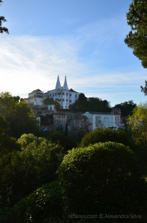 História/Palácio Nacional de Sintra (ler desc pf)