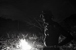 Fotojornalismo/Na trilha dos caboclos...