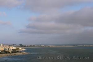Paisagem Natural/O mar e a cidade