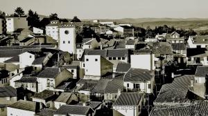 Paisagem Urbana/Bragança - Vista parcial