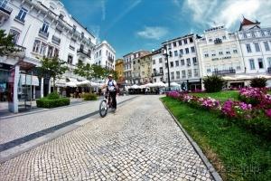 Paisagem Urbana/Coimbra, Largo da portagem