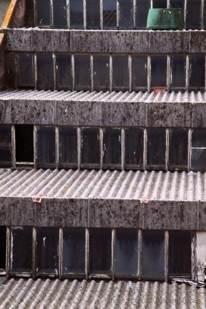 Paisagem Urbana/Degraus da degradação...!