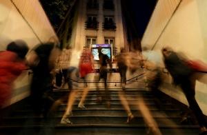 /Metro La Fourche 21h53