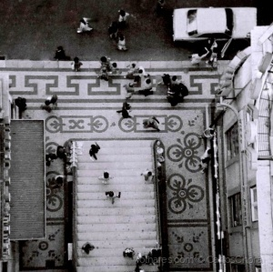 Paisagem Urbana/Azáfama urbana - ano de 1973