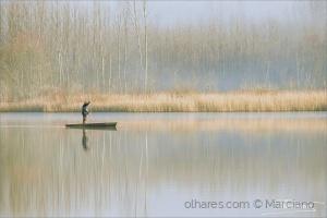 Paisagem Natural/Barqueiro da Serenidade
