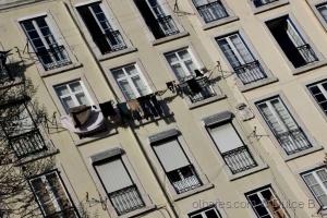 Paisagem Urbana/janelas da alma