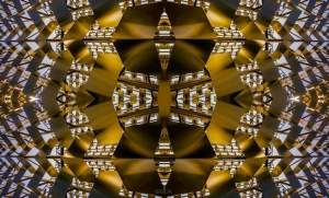 Abstrato/'golden iron'