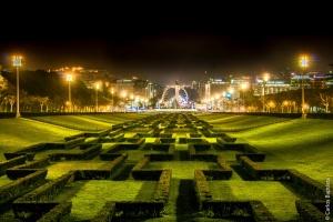 Paisagem Urbana/Parque Eduardo VII - Lisboa