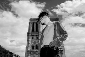 /Sessão fotográfica com Mari em Paris