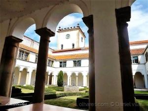 /Igreja da Sé - jardim interior.