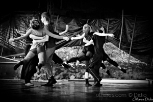 Espetáculos/Movimento e arte
