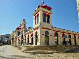 Paisagem Urbana/Mercado de Loulé (desde 1908)