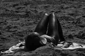 /Praia, Sol e calor. B. F. S.